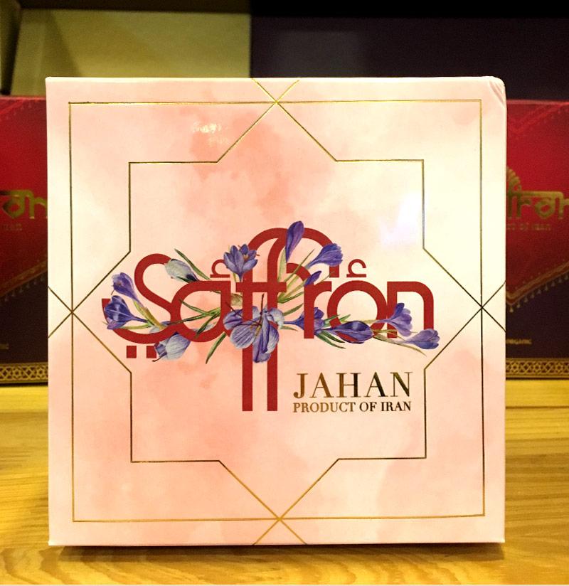 Nhụy hoa nghệ tây Iran Saffron JAHAN 1