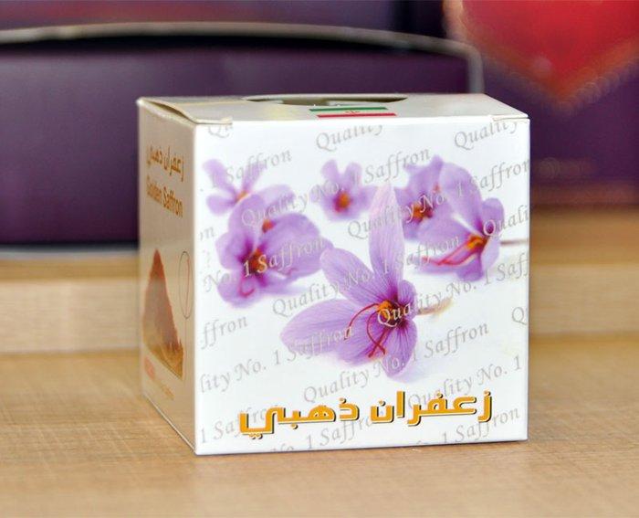 Nhụy hoa nghệ tây Iran Thượng Hạng 5g NT010 1