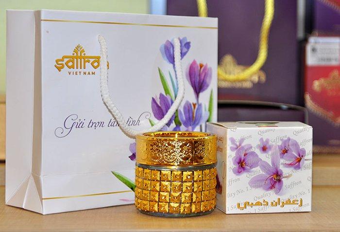 Nhụy hoa nghệ tây Iran Thượng Hạng 5g NT010 3