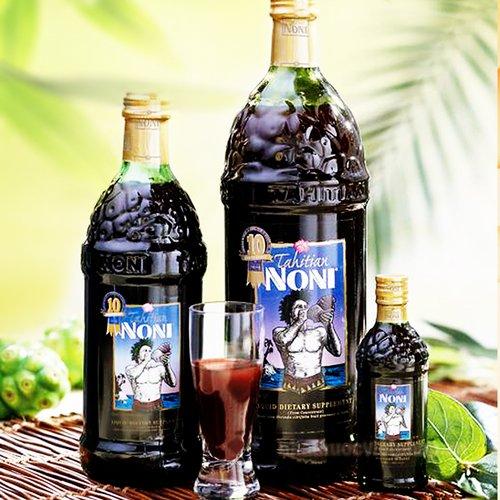 Nước ép Noni Tahitian Juice từ trái nhàu
