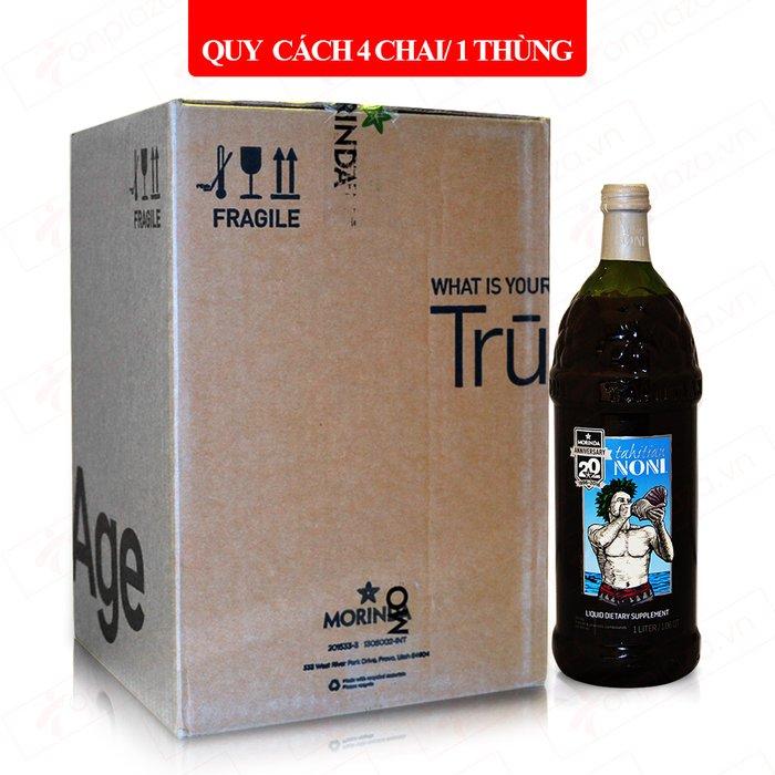 Nước uống Noni Juice loại 1 thùng NO001 4