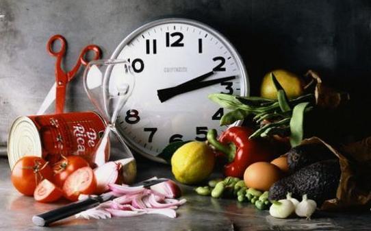 Ăn uống đúng giờ để dạ dày hoạt động ổn định hơn