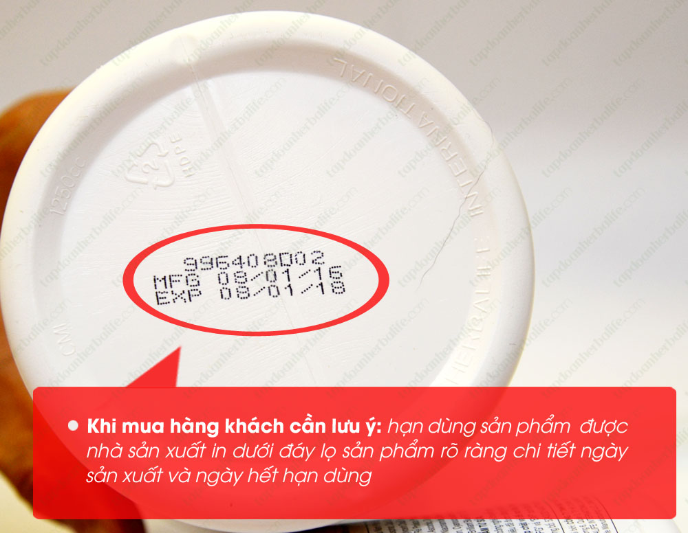 Sữa giảm cân Herbalife Healthy Meal giảm cân F1 11
