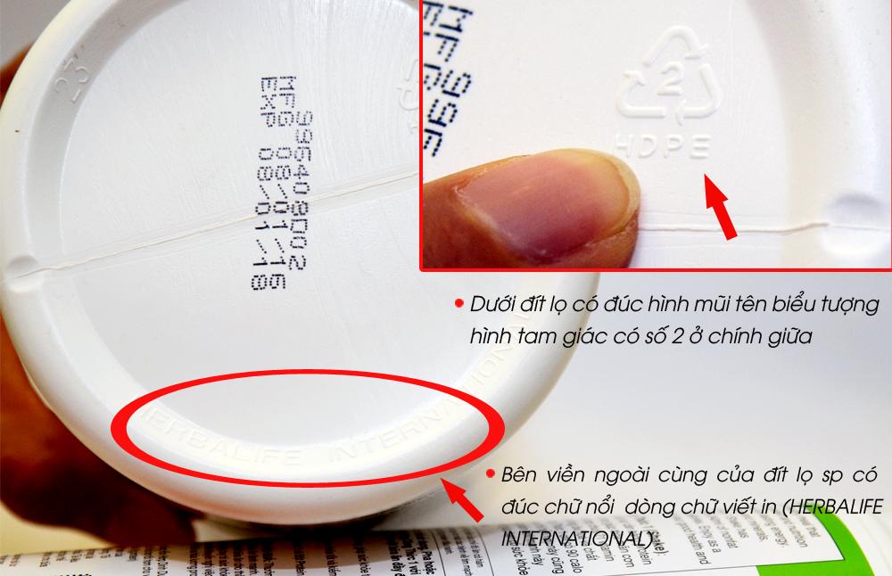 Sữa giảm cân Herbalife Healthy Meal giảm cân F1 12