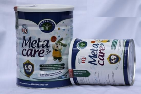 Sữa nào giúp tăng cân và chiều cao tốt cho bé