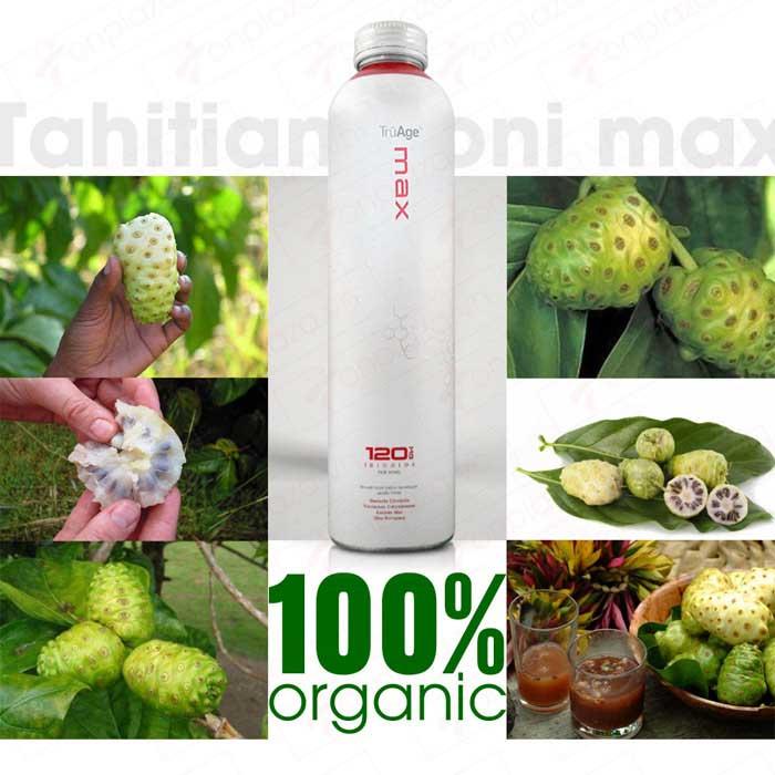 thành phần tự nhiên của Nước uống Tahitian Noni max nhập khẩu từ Mỹ