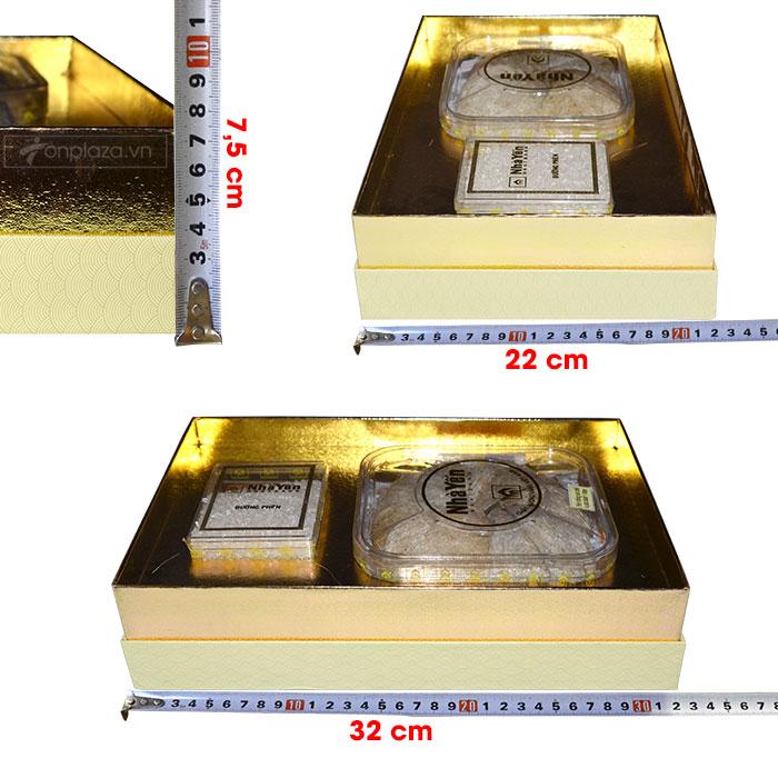 tổ yến trắng sơ chế Thượng hạng 2 cao cấp (100g/hộp) Y067 8