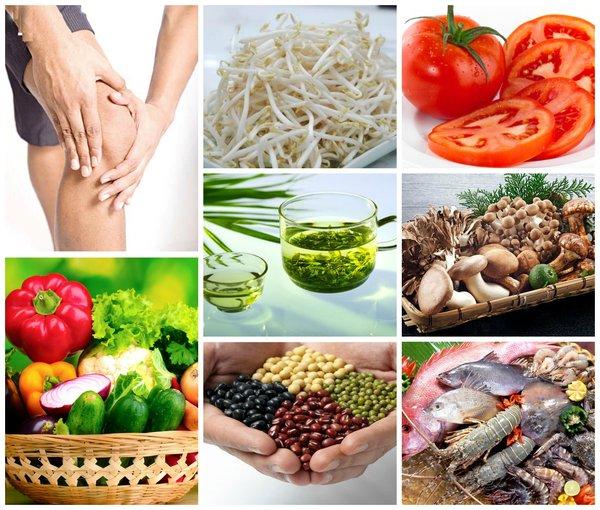Top 5 thực phẩm tốt nhất cho bệnh viêm khớp dạng thấp 1