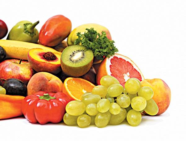 Hoa quả trái cây giúp ích cho hệ tiêu hóa người già và trẻ em