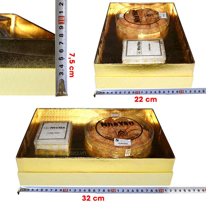 Yến huyết tinh chế thượng hạng (100g/hộp) Y061 8
