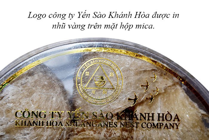 Yến nguyên tổ Khánh Hòa hộp 50g TP1 (051) Y012 9