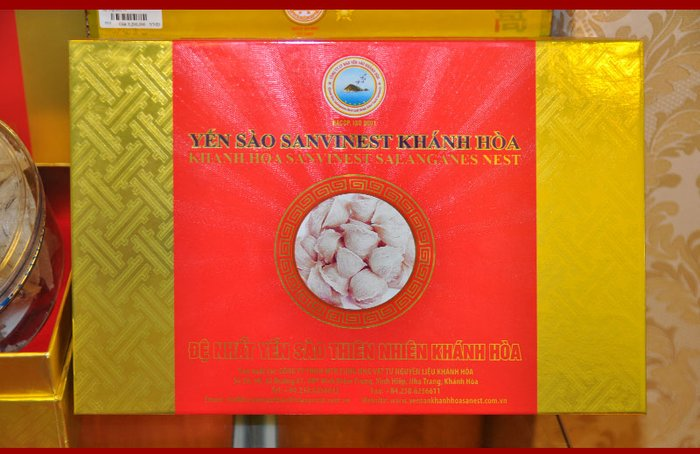 Yến sào cao cấp sơ chế 100 g Savinest Khánh Hòa Y141 7