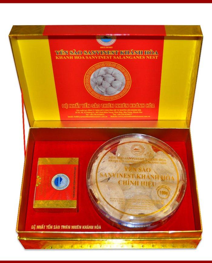 Yến sào cao cấp sơ chế 100 g Savinest Khánh Hòa Y141 8