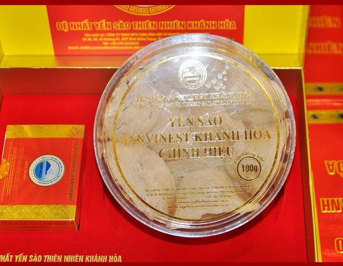 Yến sào cao cấp sơ chế 100 g Savinest Khánh Hòa Y141 10