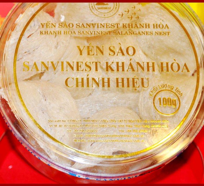 Yến sào cao cấp sơ chế 100 g Savinest Khánh Hòa Y141 11