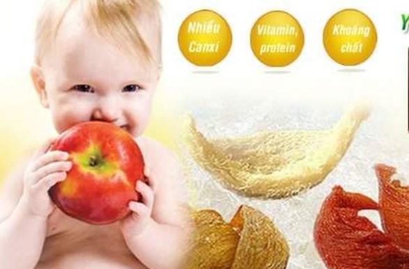 Cung cấp dinh dưỡng thiết yếu cho sự phát triển của trẻ