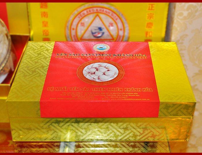 Yến sào sơ chế Sanvinet cao cấp Khánh Hòa 50g Y146 3
