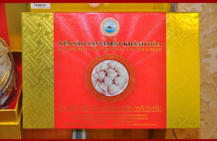 Yến sào sơ chế Sanvinet cao cấp Khánh Hòa 50g Y146 7