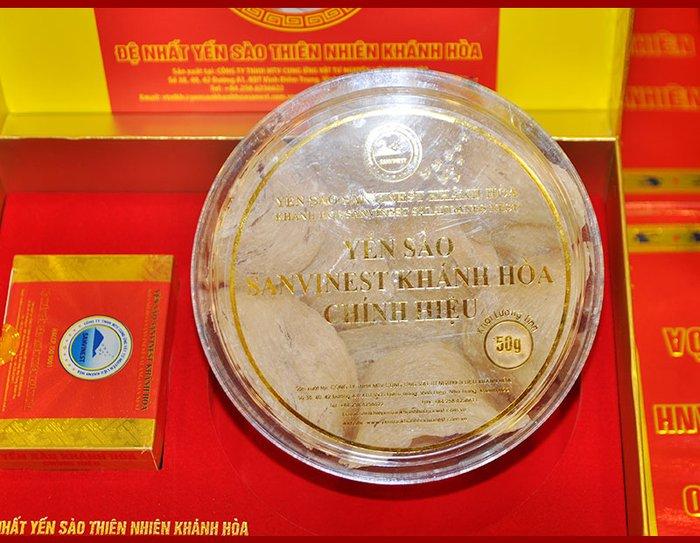 Yến sào sơ chế Sanvinet cao cấp Khánh Hòa 50g Y146 10