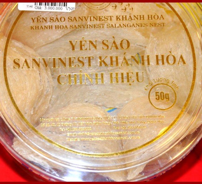 Yến sào sơ chế Sanvinet cao cấp Khánh Hòa 50g Y146 11