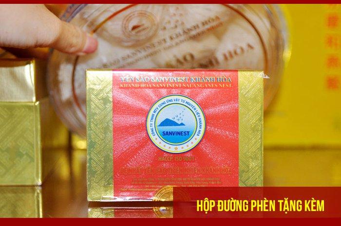 Yến sào sơ chế Sanvinet cao cấp Khánh Hòa 50g Y146 13