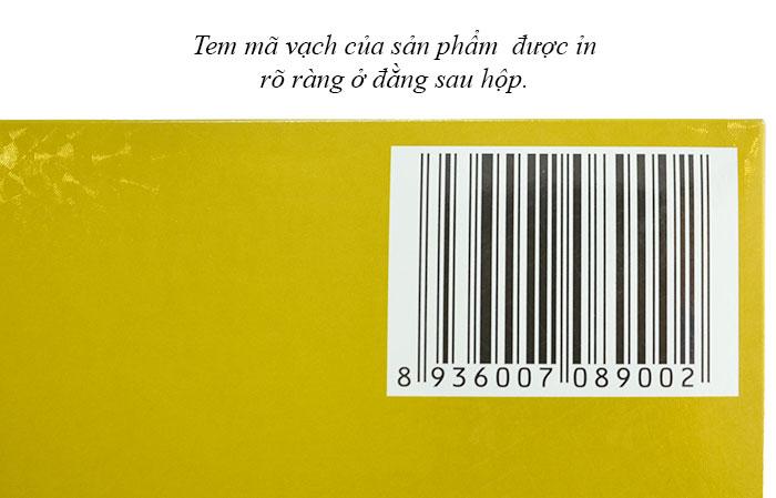 Yến trắng tinh chế Khánh Hòa hộp 100g (H014)  Y014 3