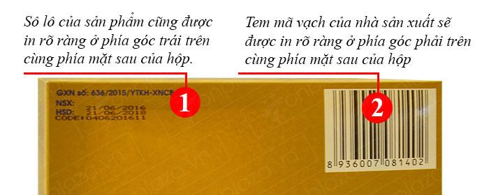 Yến trắng tinh chế Khánh Hòa hộp 50g (H015) Y013 3