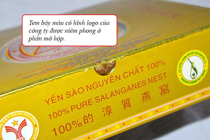 Yến trắng tinh chế Khánh Hòa hộp 50g (H015) Y013 6