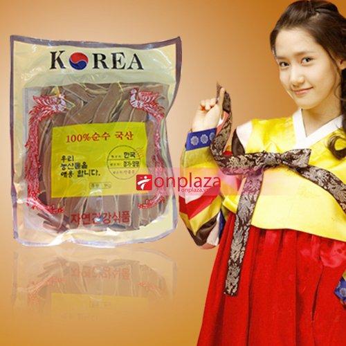Nấm linh chi vàng thái lát Hàn Quốc