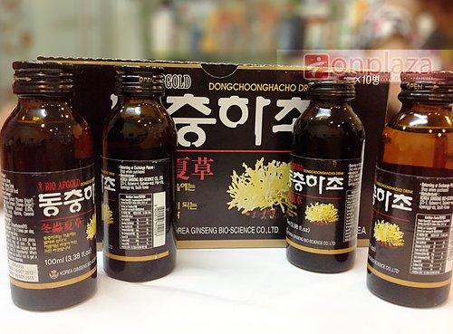 Nước uống Đông Trùng Hạ Thảo Bio APGOLD