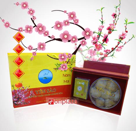 Tổ yến hồng sơ chế 100g Khánh Hòa