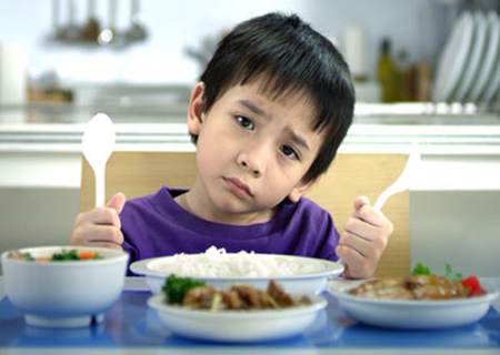 Đông trùng hạ thảo dạng nước tốt cho trẻ biếng ăn