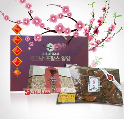 Nấm cổ linh chi núi Hàn Quốc
