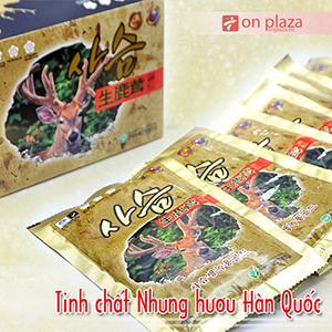 Nhung Hươu Hàn Quốc Foodpharm