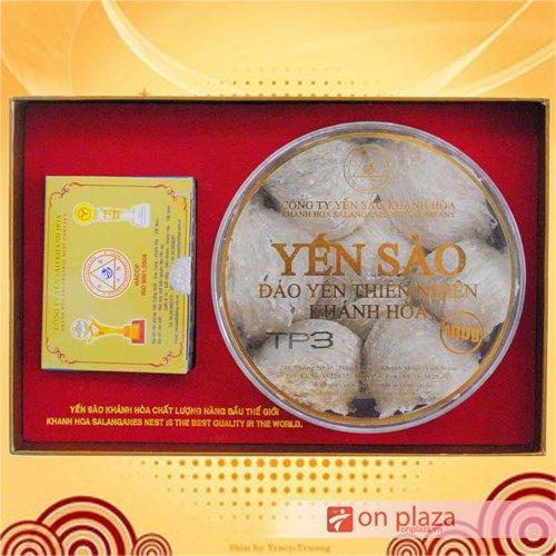 Tổ yến trắng sơ chế 50g TP3(053) Khánh Hòa