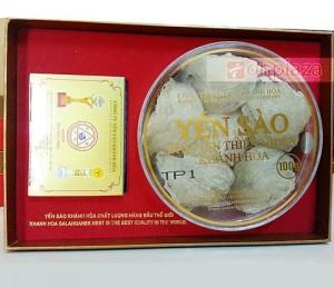 Tổ yến trắng sơ chế 50g TP1(051) Khánh Hòa