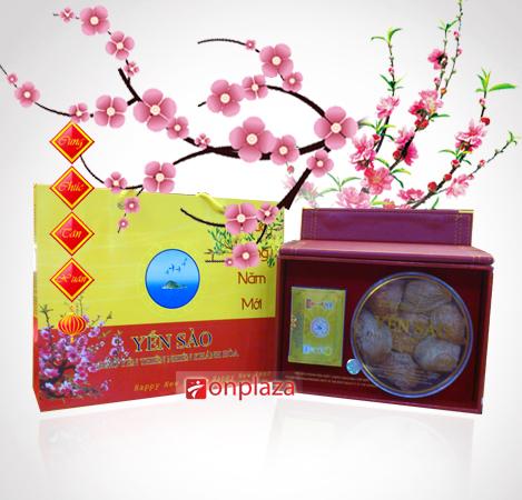 Tổ yến huyết sơ chế 100g Khánh Hòa