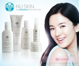 Nuskin Tri Phasic White Systems