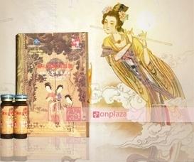 Đông trùng hạ thảo 3 cô tiên Hòa Nguyên Đường