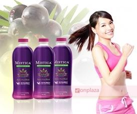 Nước uống Mistica - chống lão hoá, hỗ trợ tim mạch