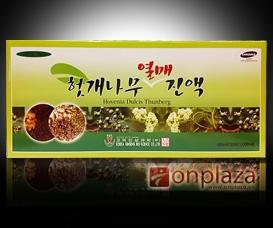 Nước uống bổ gan, giải rượu, thải độc Hàn Quốc